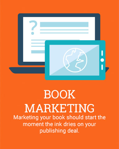 When should I begin marketing my book?