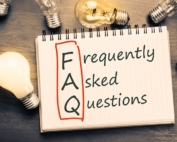 Self Publishing Frequently Asked Questions